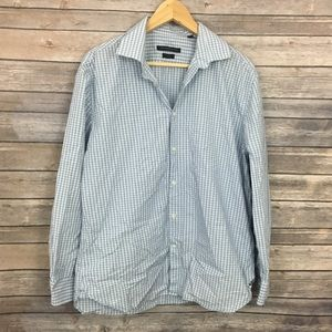 John Varvatos Slim Fit Button Down Shirt
